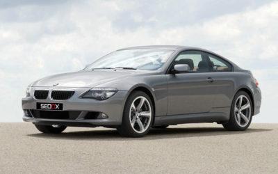 BMW 645i 4.4 V8 de 330HP año 2005