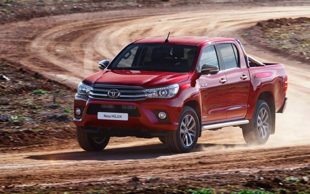 Cliente Toyota Hilux 3.0 DiD 2016