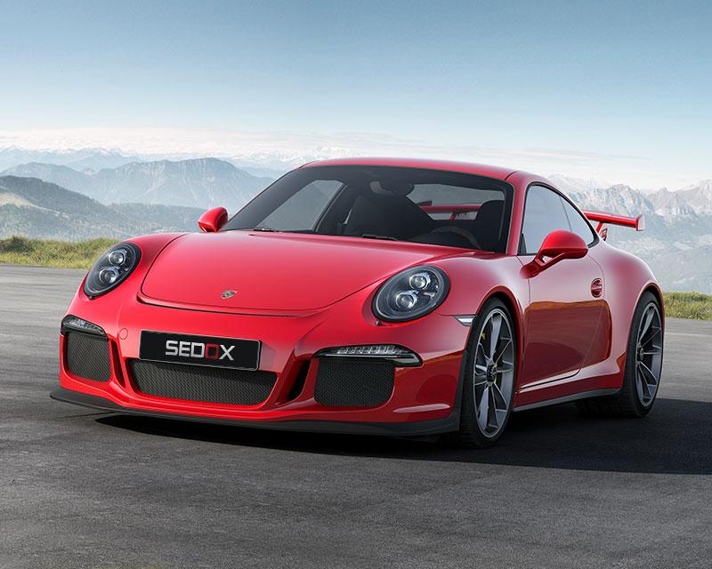 Porsche Continental SDI21